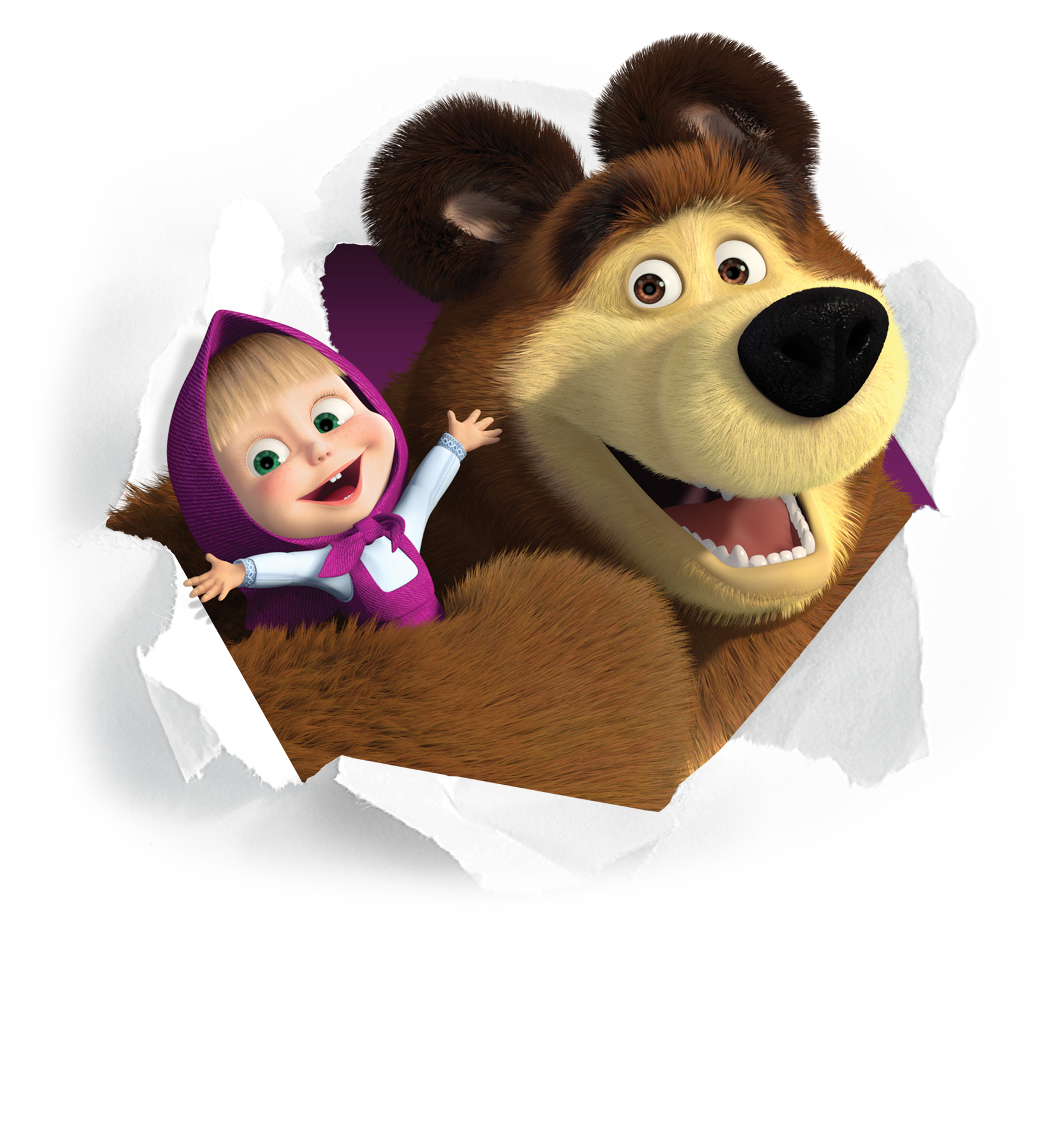 Masha and the Bear Heads To Theaters In Turkey