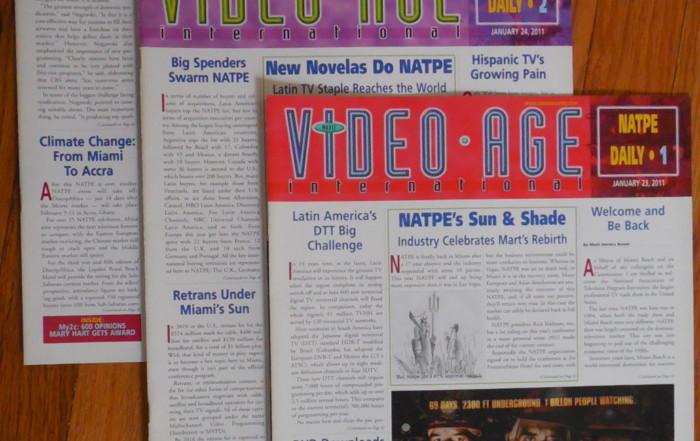 VideoAge International – The Business Journal of Film, TV
